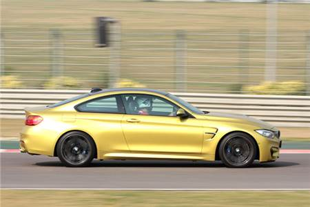New BMW M4 India review, test drive