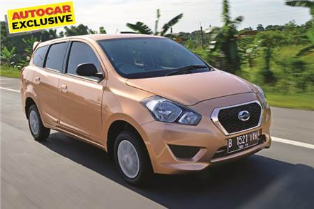 Datsun Go+ review, test drive