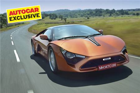 DC Avanti review, test drive