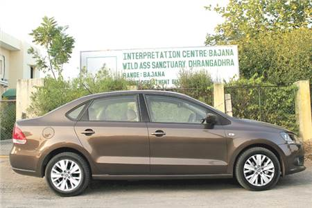 Volkswagen Vento TDI DSG long term review first report