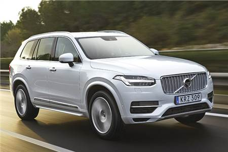 New Volvo XC90 review, test drive