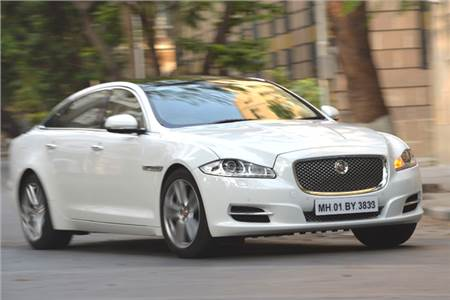 Jaguar XJ 2.0 petrol review, test drive