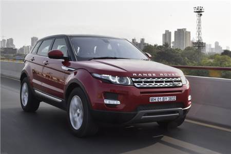 2015 Range Rover Evoque review, test drive