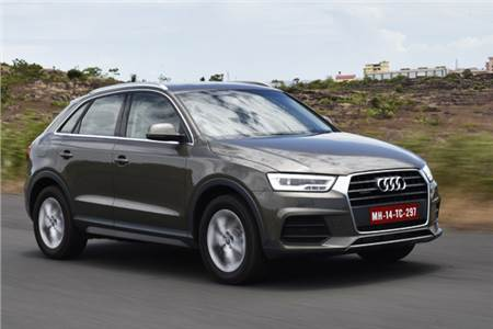 2015 Audi Q3 facelift India review, test drive