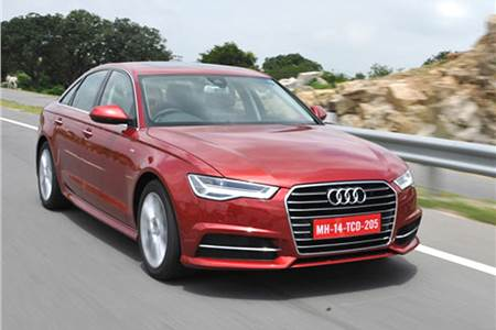 2015 Audi A6 Matrix 35 TDI review, test drive