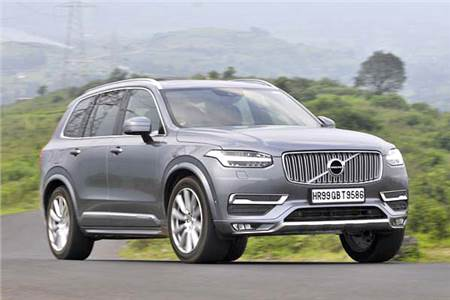 New Volvo XC90 India review, test drive