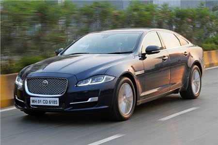 Jaguar XJ 3.0D facelift review, test drive