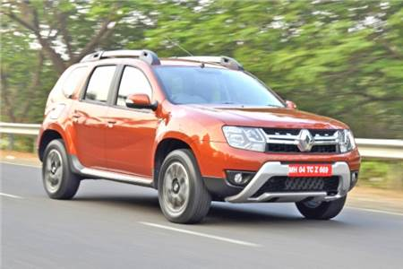 2016 Renault Duster AMT review, test drive