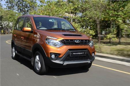 Mahindra NuvoSport review, test drive