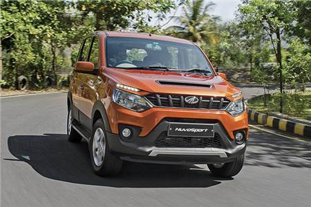 Mahindra NuvoSport review, road test