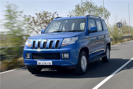 Mahindra TUV300 mHawk100 review, test drive