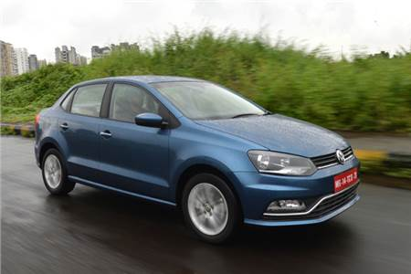 2016 Volkswagen Ameo diesel review, test drive