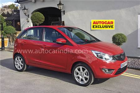 2016 Tata Bolt BEV review, test drive