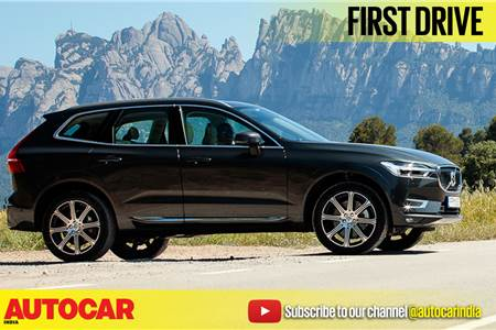 2017 Volvo XC60 video review