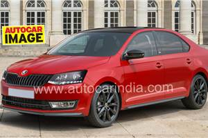 SCOOP! Skoda Rapid Monte Carlo coming this festive season