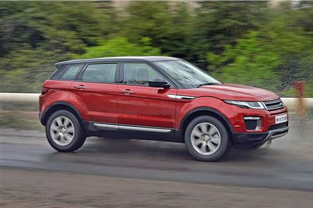 2017 Range Rover Evoque 2.0 diesel review, test drive