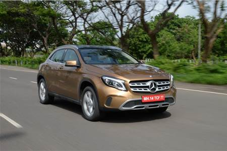 2017 Mercedes GLA 220d video review