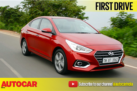 2017 Hyundai Verna video review