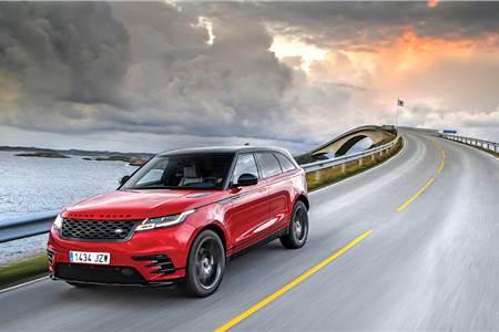 2017 Range Rover Velar review, test drive