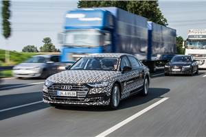 Audi confirms acceptance of liability in self-driving car accidents