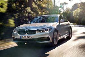 BMW 530e iPerformance to introduce first wireless charging system