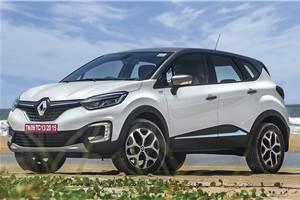 2017 Renault Captur variants explained