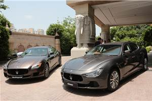 Maserati introduces five-year warranty and service package in India