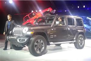 New Jeep Wrangler to get plug-in hybrid variant