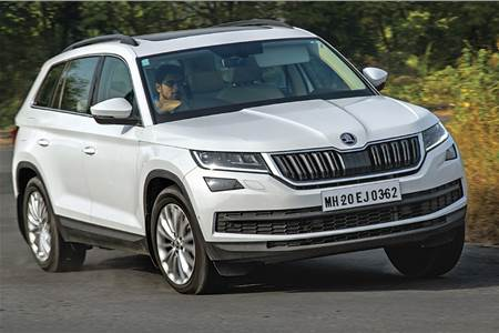 2018 Skoda Kodiaq review, road test