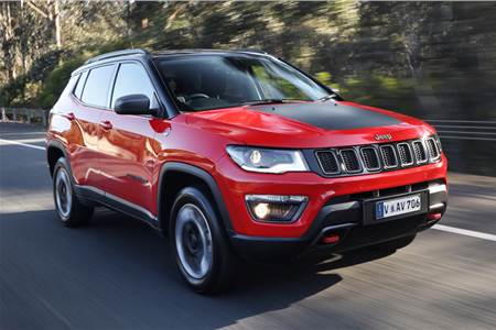 2018 Jeep Compass Trailhawk review, test drive