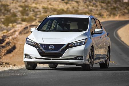 2018 Nissan Leaf review, test drive