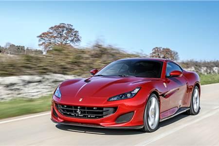 2018 Ferrari Portofino review, test drive