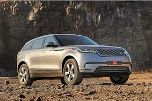 550hp Velar SVR to be the quickest Range Rover to date