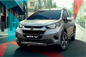 2018 Honda WR-V Edge Edition launched at Rs 8.01 lakh