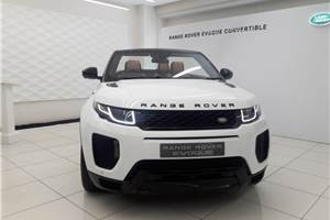 2018 Range Rover Evoque Convertible launched at Rs 69.53 lakh