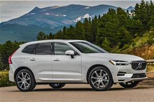 Volvo XC60 wins 2018 World Car of the Year