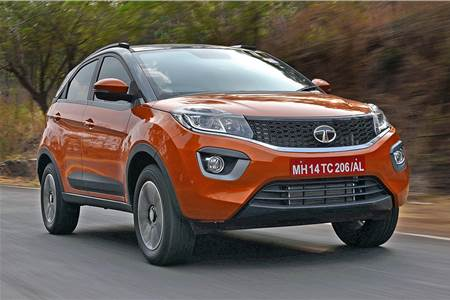 2018 Tata Nexon AMT review, test drive