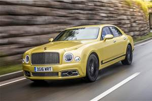 Next-gen Bentley Mulsanne may get electric power