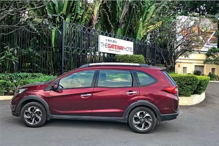 2017 Honda BR-V long term review, final report