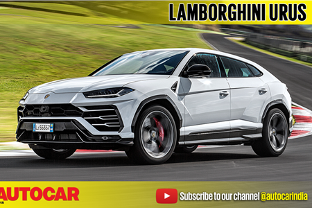 2018 Lamborghini Urus video review
