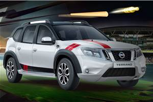 Nissan Terrano Sport Edition launched at Rs 12.22 lakh