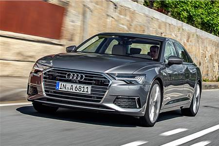 2018 Audi A6 review, test drive