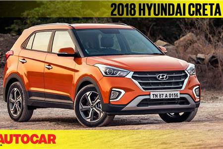 2018 Hyundai Creta facelift video review