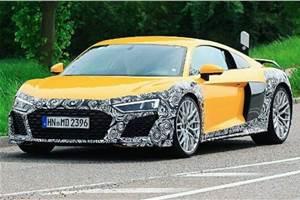 Refreshed Audi R8 to get 2.9-litre V6 petrol engine