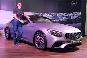2018 Mercedes-AMG S 63 Coupe facelift launched at Rs 2.55 crore