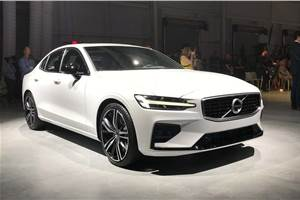 India-bound new Volvo S60 revealed