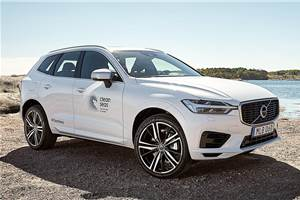 Volvo produces one-off XC60 plug-in with recycled parts