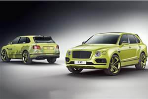 Bentley Bentayga Pikes Peak unveiled