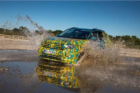 2018 Volkswagen T-Cross prototype review, test drive