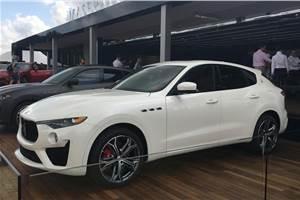 Maserati Levante GTS revealed